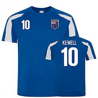 Australien Sports Training Jersey (Kewell 10)