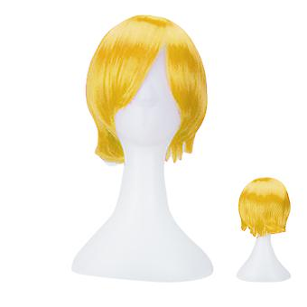 YANGFAN Women Universal Short Hair Optional Cosplay Wig