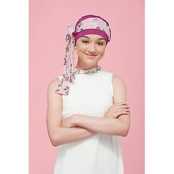 Kanker hoofd sjaals | Yanna Paarse Marinier