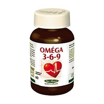 Omega 3-6-9 60 softgels