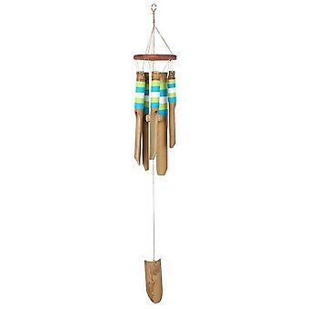 Something Different Bamboo Wind Chime With Thread