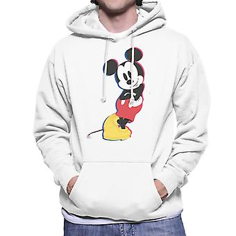 Disney Mickey Mouse lean mænd ' s hættetrøje