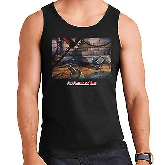 Un american Tail Fievels Shadow Men's Vest