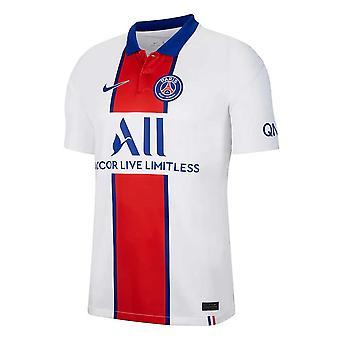2020-2021 باريس سان جيرمان خارج قميص نايكي لكرة القدم