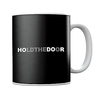 Hodor Hold The Door Game Of Thrones Mug