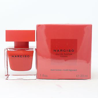 Narciso Rouge par Narciso Rodriguez Eau De Parfum 1oz/30ml Spray New With Box