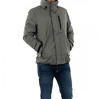 Superdry Hurricane Mid Grey Jacket HBA