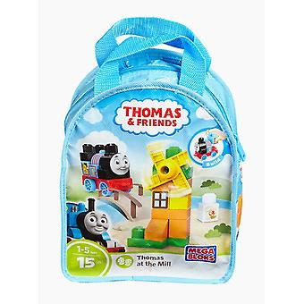 Mega blocks - thomas & friends - thomas at the mill