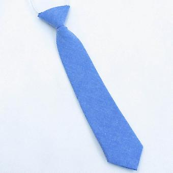 Baby Slim Neck Ties- Fashion School / Elastic Tie, Baby Clothing Accessories