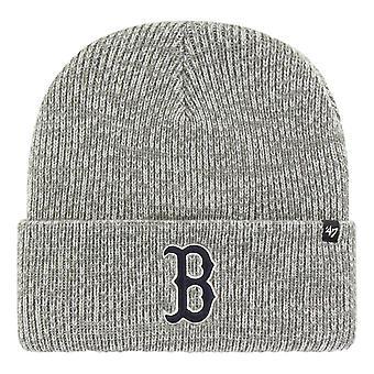 47 Brand Boston Red Sox Brain Freeze Beanie - Dark Grey