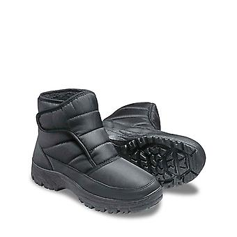 Cushion Walk Mens Snow Boots Wide Fit