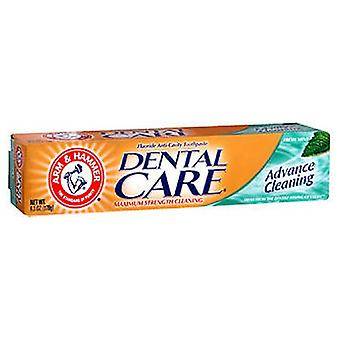 Arm & Hammer Dental Care Tandpasta originele zuiveringszout, 6,3 oz