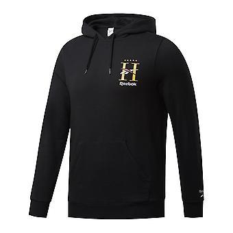 Reebok Classics GP Hotel Hoodie FT7456 universale tutto l'anno felpe uomo