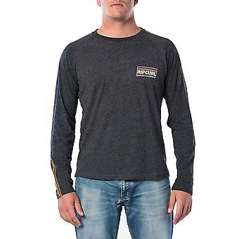 Rip Curl El Mama Lange Mouwen T-shirt in zwart