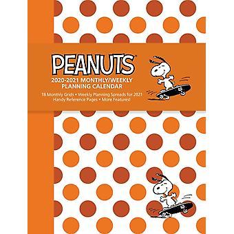 Peanuts 20202021 MonthlyWeekly Planning Calendar by Peanuts Worldwide LLC & Charles M Schulz