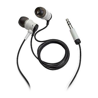 Altec Lansing Muzx XY Headphones for iPod / iPhone / MP3 Devices - Black/White