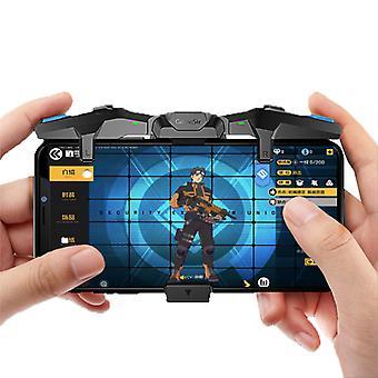 Gamesir F4 Falcon/plug Ja pelaa mobiilipeliohjainta
