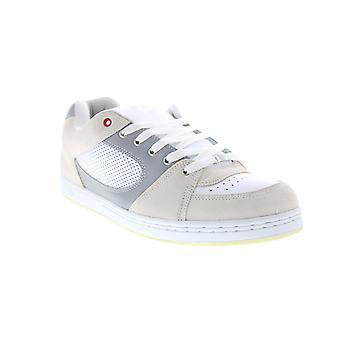 ES Accel OG  Mens Beige Suede Skate Inspired Sneakers Shoes