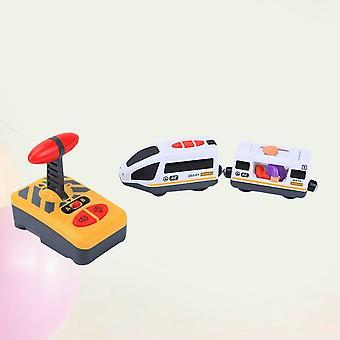 1ks Dálkové ovládání vlaku Toy- Rc Fun vzdělávací model toy train