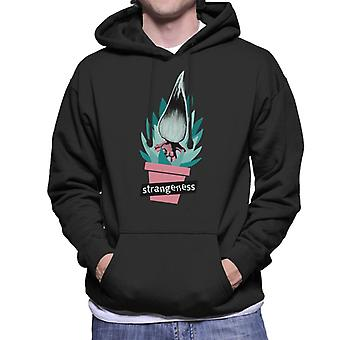 Trollen Strangeness Men's Hooded Sweatshirt