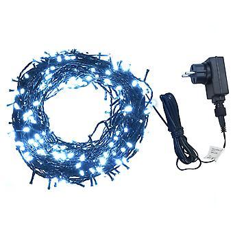 Ljuskedja 600 LED Inomhus och Utomhus IP44 60 m Kallvit