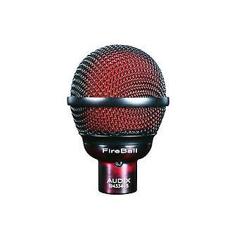 Audix eldklot munspel mikrofon