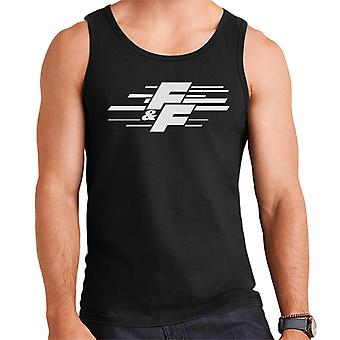 Fast and Furious Light Logo Men's Vest
