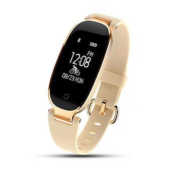 Reloj de fitness Aquarius con HRM AQ134HR, Oro