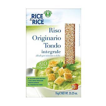 Original brunt ris Inget