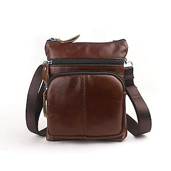 Men's Shoulder Genuine Leather Bags