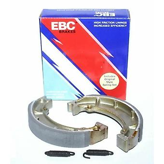 EBC S614 Front Brake Shoes with Springs for Suzuki LT80 1987-2006