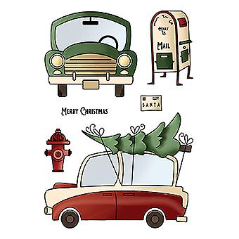 LDRS Creative City Streets Clear Stamps