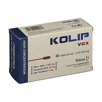 Kolipvex 60 capsules