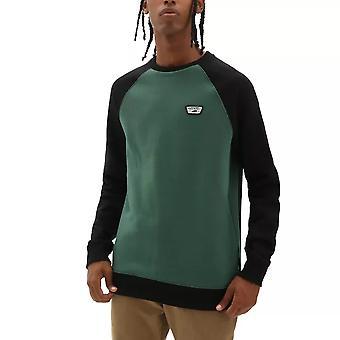 Vans Rutland Crew Sweater Pin Needle Noir - L