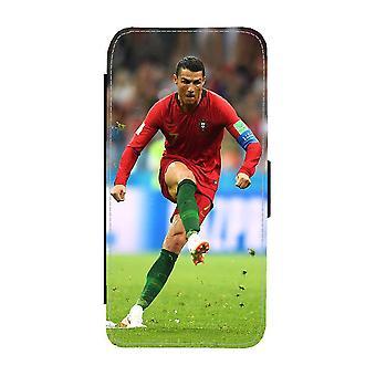 كريستيانو رونالدو 2018 iPhone 12 حقيبة محفظة صغيرة