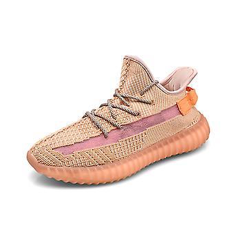 Zapatillas casuales y cómodas para hombre 350 Orange