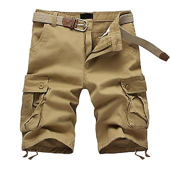 Casual Camo Camouflage Shorts Military Short Pants Male