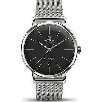 VOTE - Reloj Unisex - VINTAGE AUTOMATIC - VINTAGE - V08.10.11.91 - Milanaisband - Acero