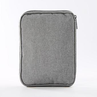 Travel Digital Storage Bag, Kaapelin järjestäjä, Usb-laturi, Kuulokekotelo, Apple