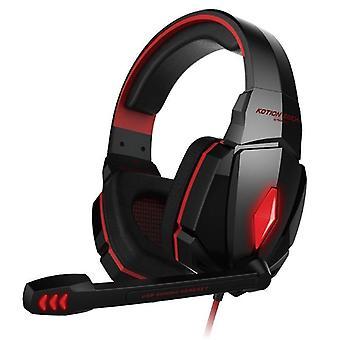 Headset Over-ear Wired Game Earphones Gaming Headphones