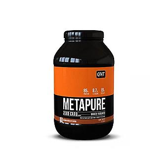 QNT Metapure Zero Carb zsírmentes tejsavó protein izolátum por (csokoládé)-2kg