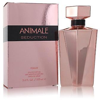 Animale Seduction Femme Eau De Parfum Spray Di Animale 3.4 oz Eau De Parfum Spray