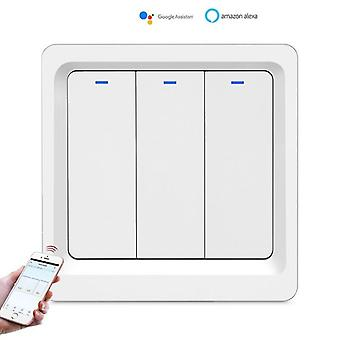 Interruptor inteligente - Interruptor Wi-Fi de 3 pinos