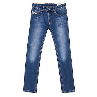 Diesel meninos sleenker jeans 00j3rj kxb61