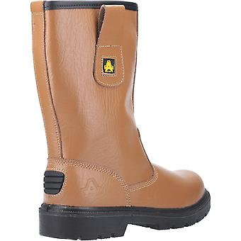 Amblers fs124 safety rigger boots mens