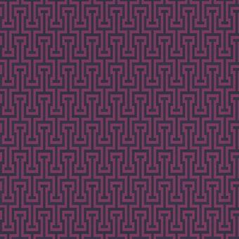 Pink Purple Geo Fond d'écran