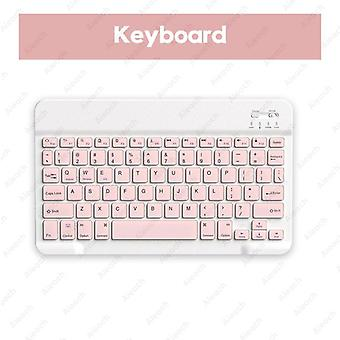 بلوتوث لوحة المفاتيح والفأرة لشركة آبل - Teclado باد Xiaomi سامسونج هواوي