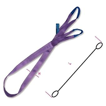 Beta 081500060 8150 1000-MT6 web Slings Purple 1T Hi-ten Belt 1000 kg 6 metru