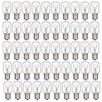 50pcs Microwave Oven 8206232A Light Bulb Microwave 125V 40W Light Bulb