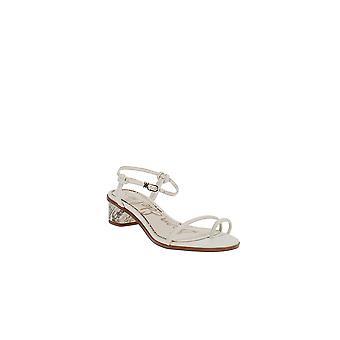 Sam Edelman | Leather Side-Buckle Ankle-Strap Sandals